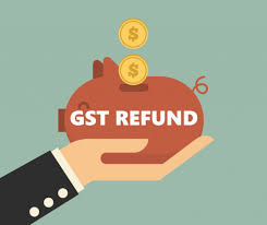 GST: Special drive refund fortnight starts from 31/05/18 to 14/06/18 for all pending refunds