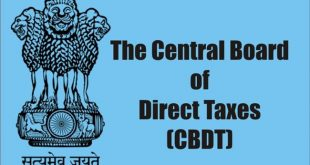 CBDT Deferred Clause 30C (GAAR) and 44 (GST) of Revised 3CD Report till 31.03.2019